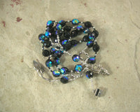 Hades Prayer Beads: Greek God of Death and the Afterlife, Abundance and Wealth