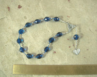Eleos (Pity) Pocket Prayer Beads: Greek Goddess of Compassion and Mercy