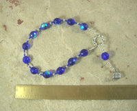 Elpis (Hope) Pocket Prayer Beads: Greek Goddess of Hope and Expectation