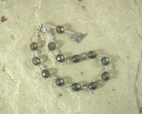 Geb Pocket Prayer Beads: Egyptian God of the Earth