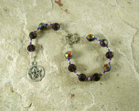 Meditation Beads for Witches and Pagans - Hearthfire Handworks