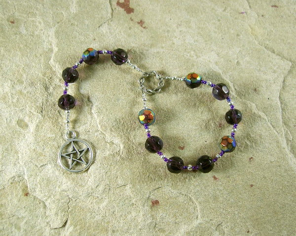 Meditation Beads for Witches and Pagans