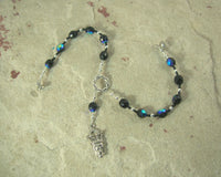 Hades Travel Prayer Beads: Greek God of the Dead
