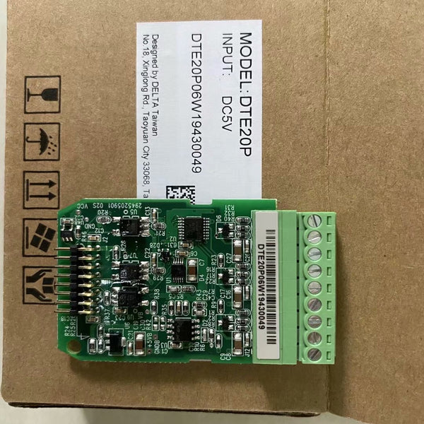 DTE20P DELTA TEMPERATURE CONTROLLER DC5V - industry-mall
