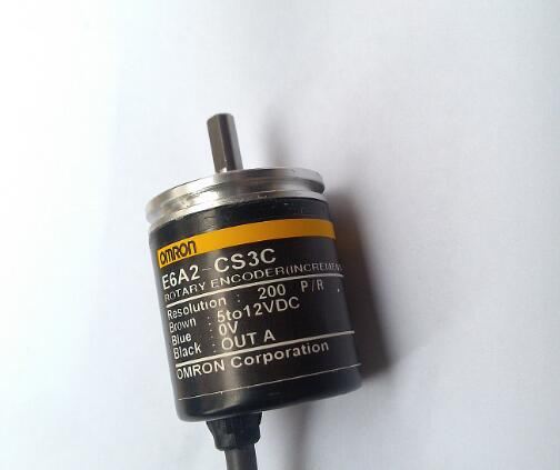 E6A2-CW5C omron Incremental Rotary Encoder  E6A2 series - industry-mall