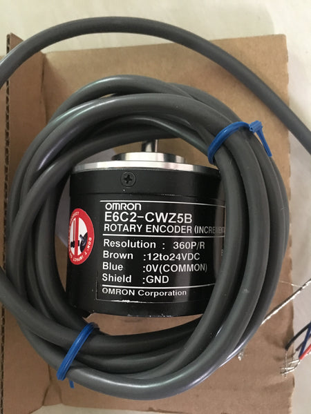 E6C-CWZ5C  omron E6C series encoder - industry-mall