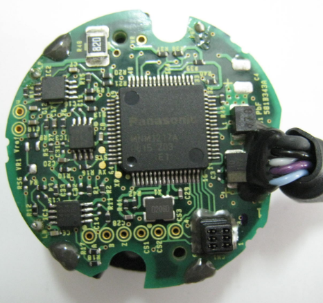 repair panasonic encoder mfe2500p8nx