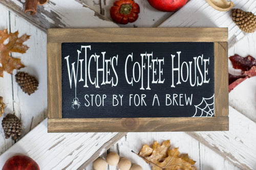 Witches Coffee House Stop By For a Brew
