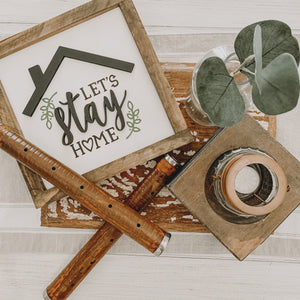Farmhouse Decor Box