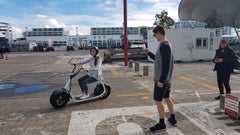 InMotion AT Day Electric Scooter