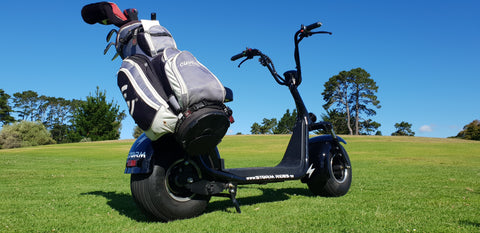 Electric Golf Scooters NZ - Storm Golf Scooters NZ – Storm Rides