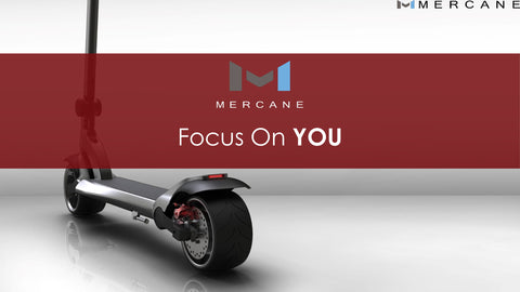Mercane Adult Scooter