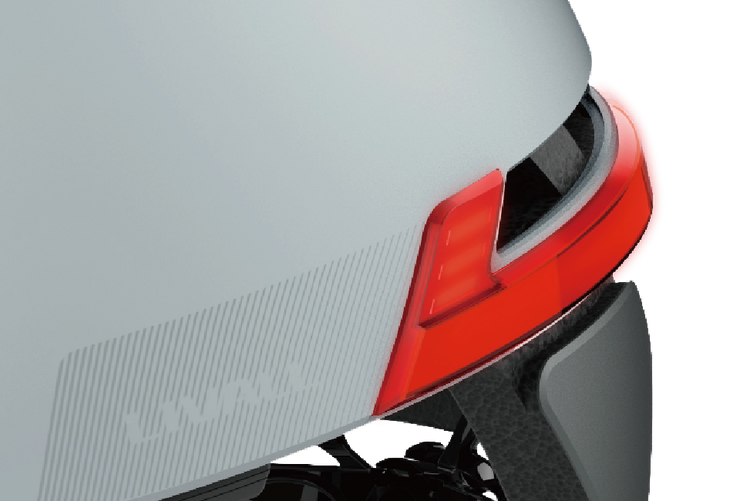 Livall Smart Helmet - BH51T - with Rear Indicators