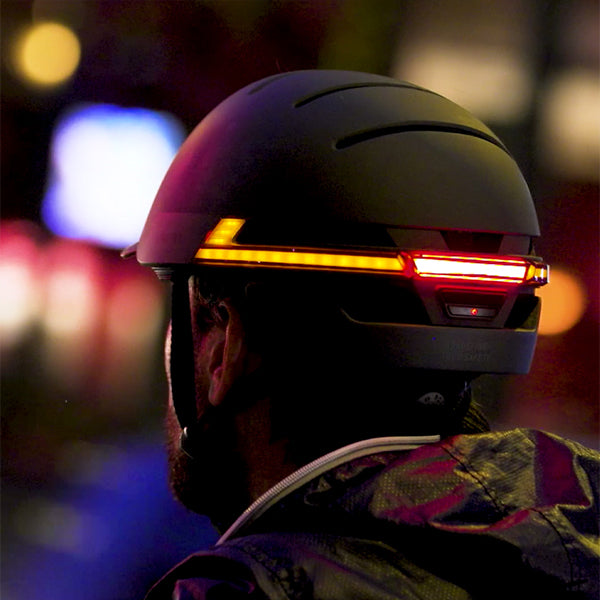 Livall Smart Helmet - BH51M Neo - with Audio and Front & Rear Indicators