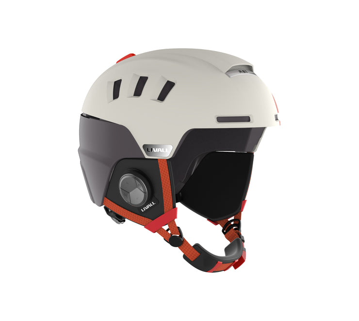 Livall Smart Helmet - RS1 Snowboard & Ski - with Audio