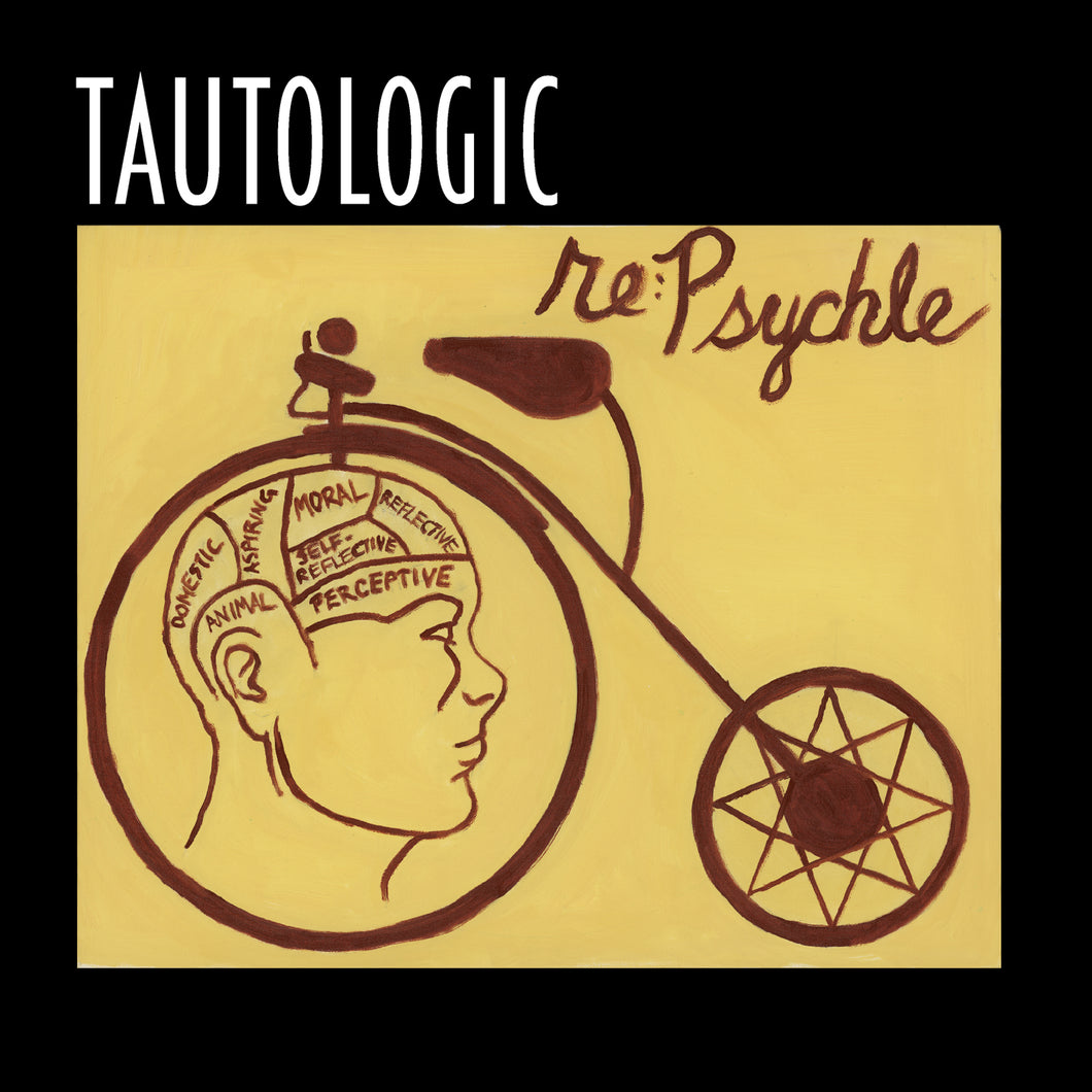 Tautologic - Re:Psychle (CD)
