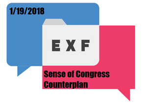 Sense Of Congress Counterplan