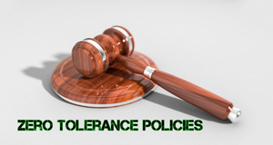 Zero Tolerance Policies Affirmative