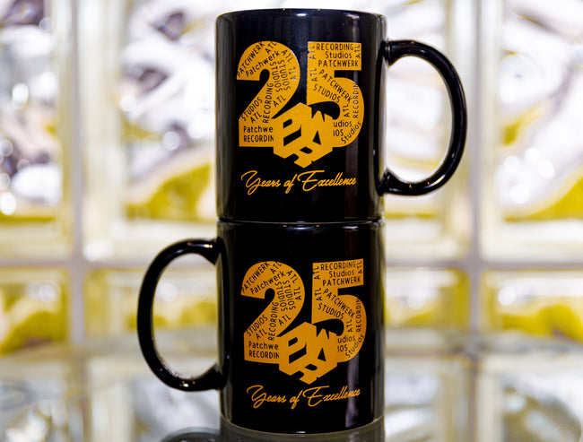 Patchwerk 25th Anniversary (2 Mugs)