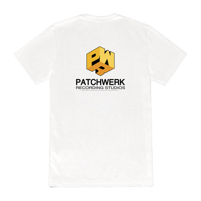 Patchwerk Recording Studios Tee Shirt (White)