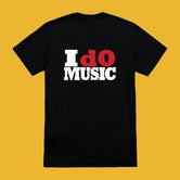 I dO MUSIC Tee (Black)