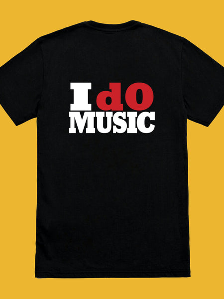 I dO MUSIC Tees