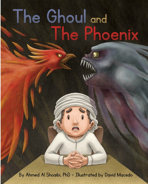 The Ghoul and the Phoenix: Hamad has a Nightmare (60 AED)