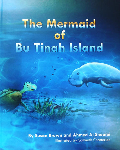 The Mermaid of Bu Tinah Island (60 AED)