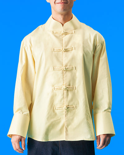 Samfu Shirt (Yellow)