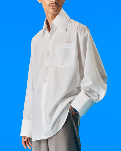 Cotton Kemeja Shirt
