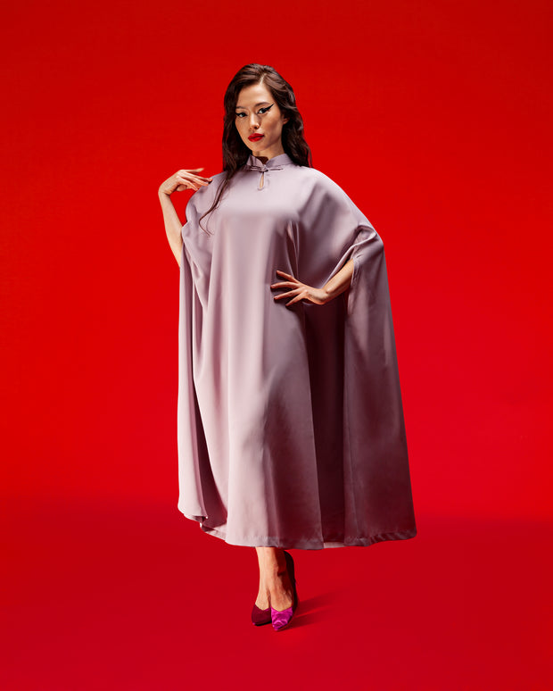 Hanfu dress (Periwinkle Purple)