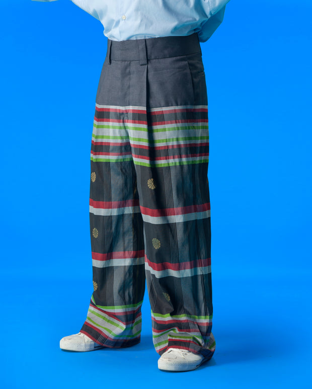 Upcycled Tenun Trousers