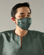 TTFGA Satin Mask (Sage Green)