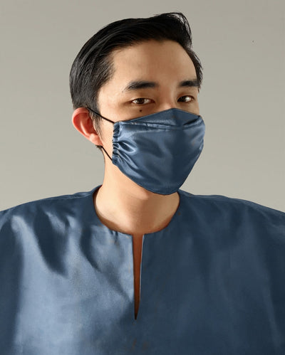TTFGA Satin Mask (Steel Blue)