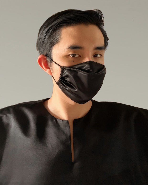 TTFGA Satin Mask (Black)