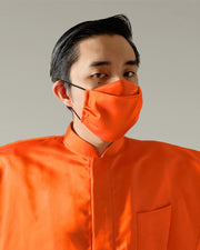 Duchess Mask (Neon Orange)