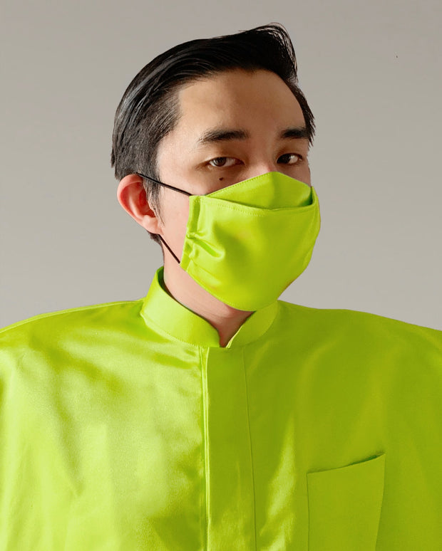 Duchess Mask (Neon Yellow)