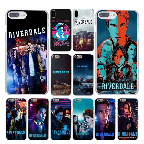 Riverdale Hard Phone Cover Cases for Apple iPhones