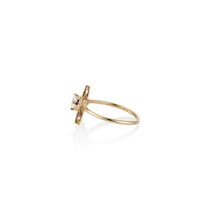Rainbow Star Ring - Charlie and Marcelle