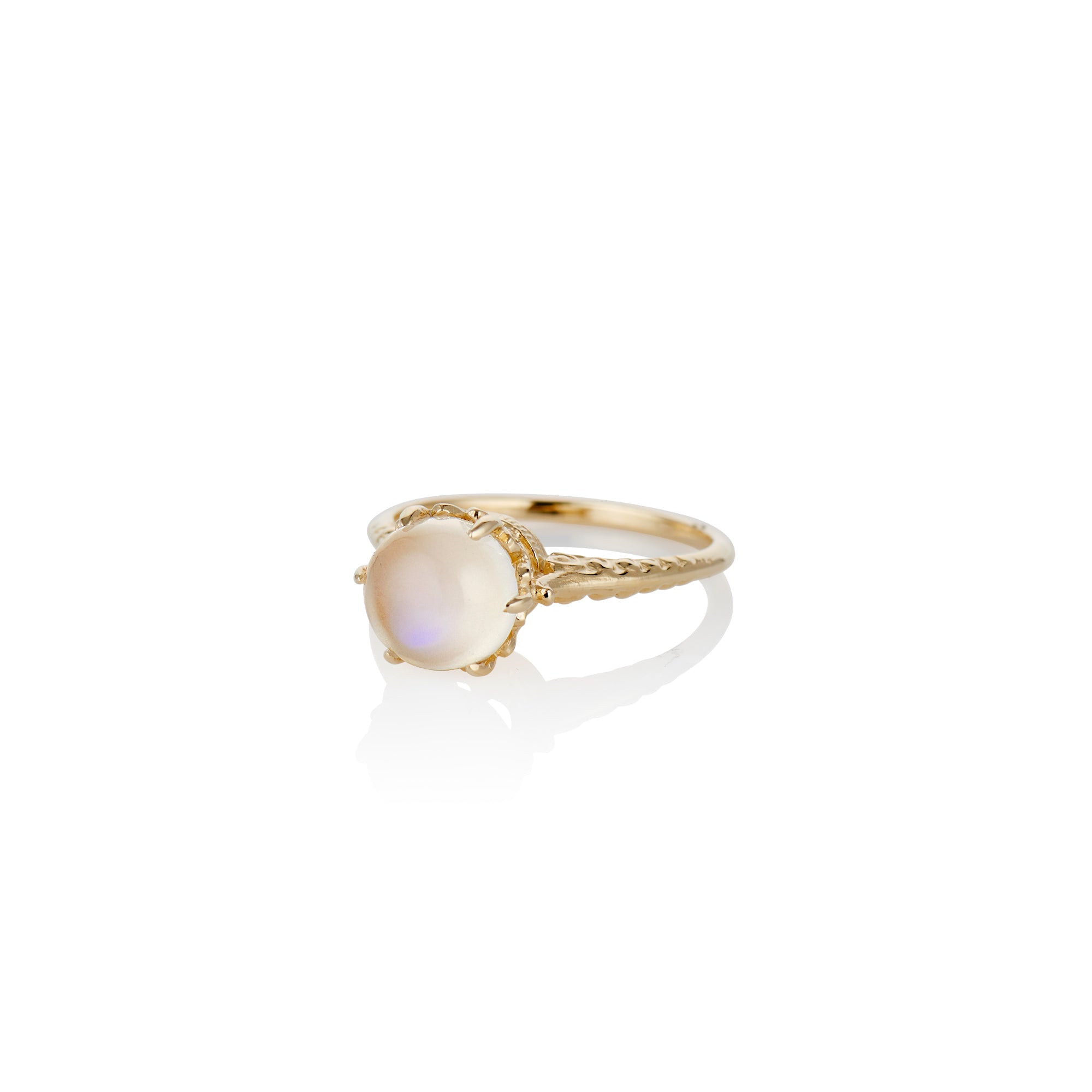 Crystal Ball Ring - Charlie and Marcelle