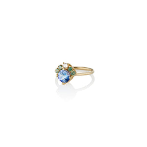 Enchanted Tanzanite Ring