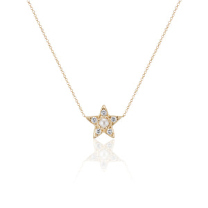 Ethereal Star Necklace