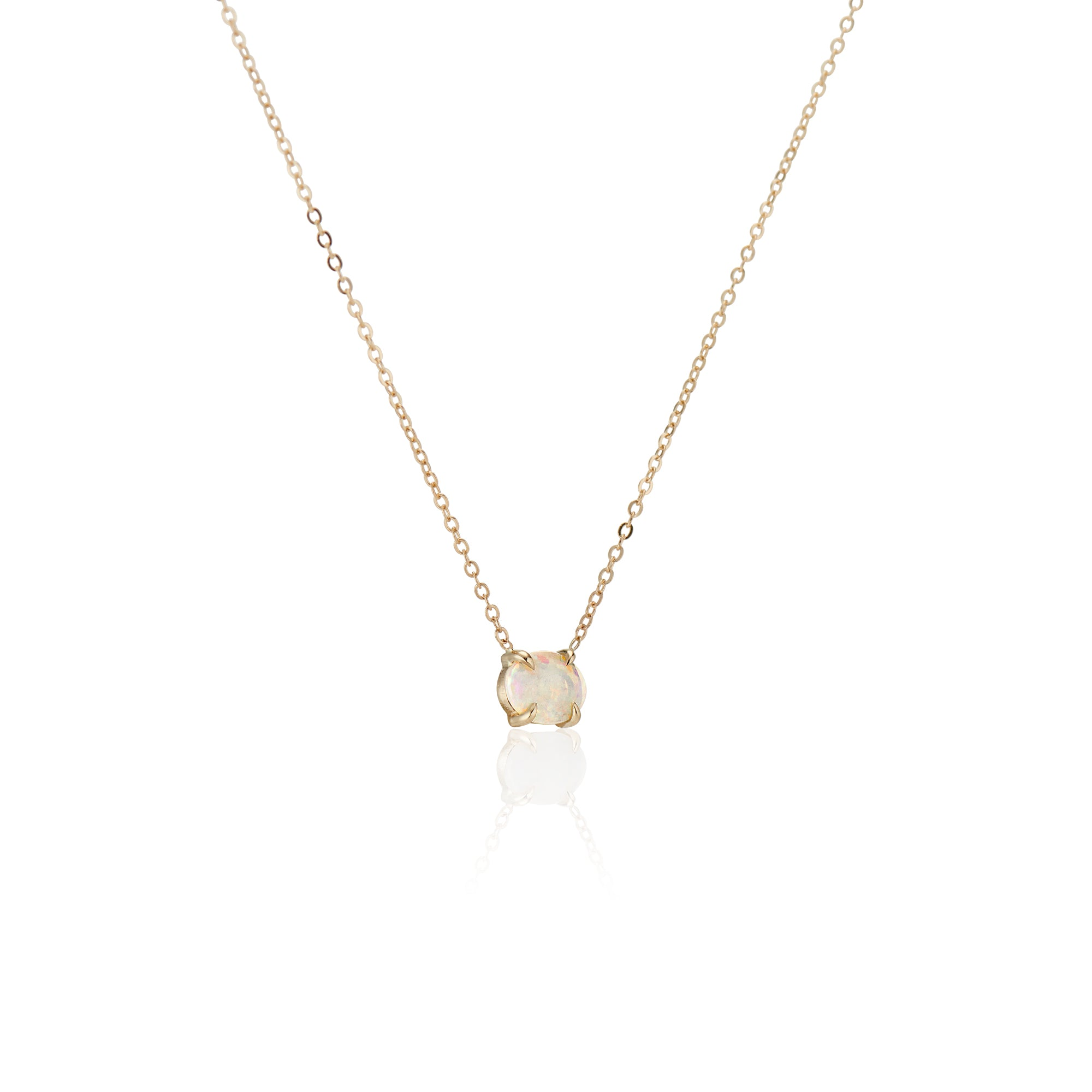 Mon Petit Opal Necklace - Charlie and Marcelle