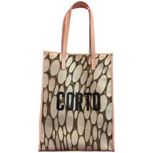 Corto moltedo Shopper tote new