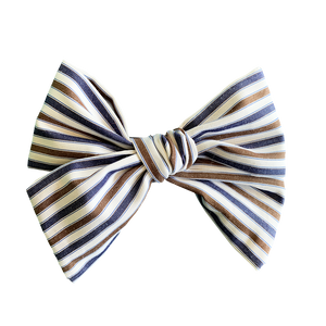 Fifi Chachnil ribbons Barrette Stripes