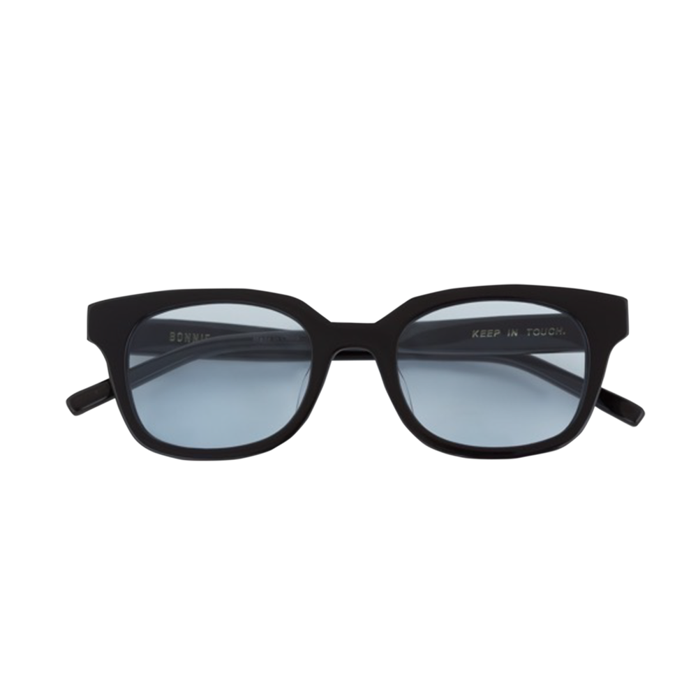 Bonnie Clyde Chess club sunglasses Light blue