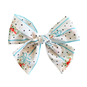 Fifi Chachnil ribbons Barrette Stripe Ribbon