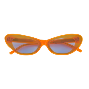 Bonnie Clyde Hiro sunglasses Neo Orange