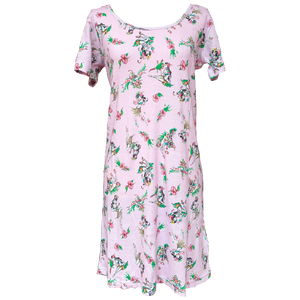 X-girl x FALINE GIRLS DRESS (Pink)