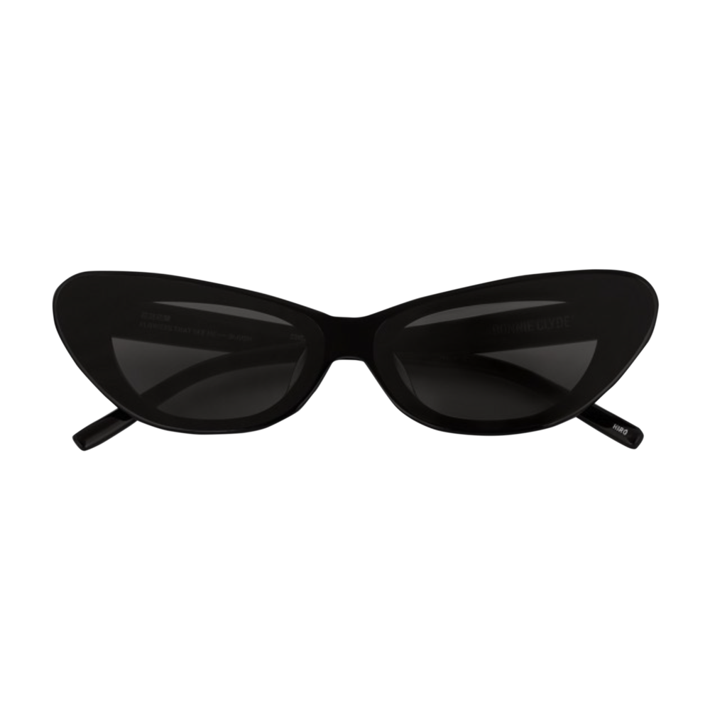 Bonnie Clyde Hiro sunglasses Black